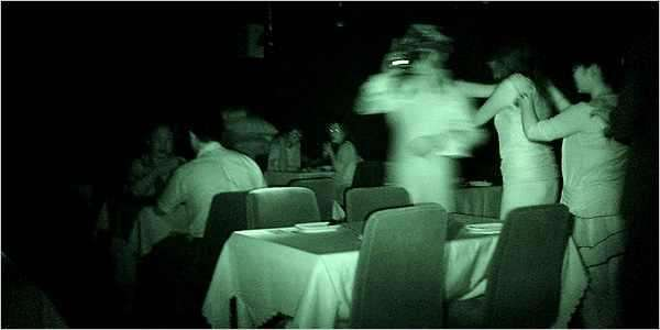 Dining in the Dark,Unsicht-Bar in Germany