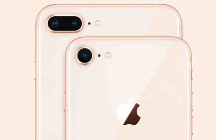 Apple iPhone 8 and iPhone 8 Plus cameras