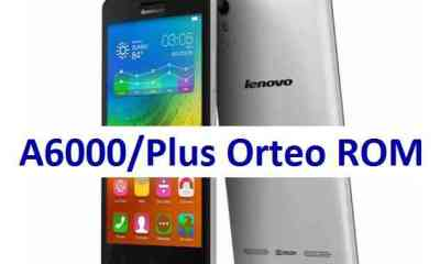 How to install Android Oreo on Lenovo A6000 or A6000 Plus based on AOSP