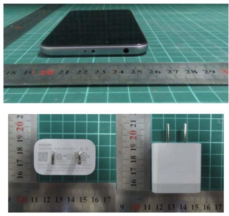Xiaomi Redmi Note 5A Prime or Plus appeared at FCC 3