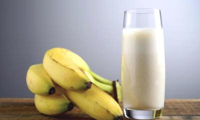 Banana and milk diet to lose weight