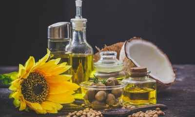 coconut oil and olive oil why coconut oil and olive oil is better than vegetable oil