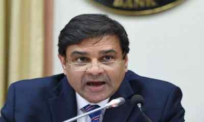 RBI Governor, Urjit Patel