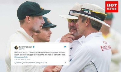 Ball tampering Twitter