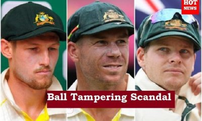 Ball tampering scandal