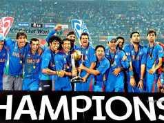 ICC world cup champions