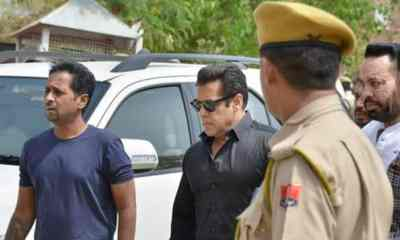 Salman Khan will spend Friday night in jail