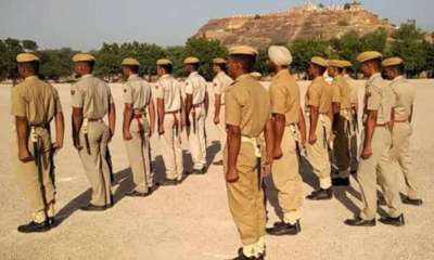 Rajasthan Police Constable 2018