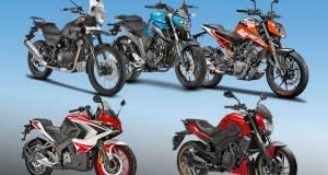 fastest bikes in india