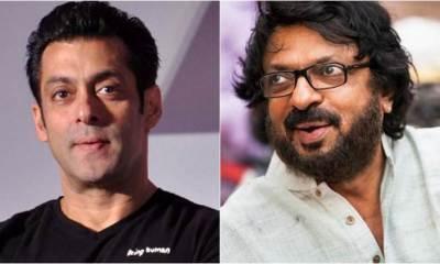 Sanjay Leela Bhansali, Salman Khan, Hum DIl De Chuke Sanam