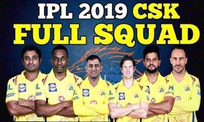 csk squad 2019
