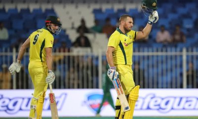 Clinical Australia beat Pakistan riding on Finch ton