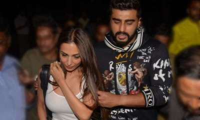 Arjun and Malaika