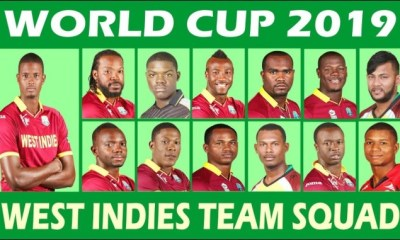 "ODI World Cup 2019: West Indies, ""The Dark Horse"""