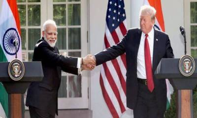 India retaliates US tariffs