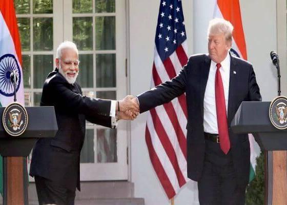 India retaliates US tariffs