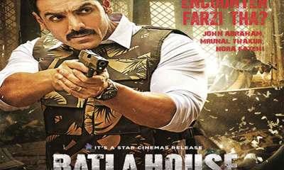 John Abraham's Batla House Movie Online