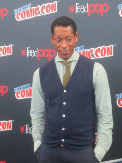 Orlando Jones (Frank Irving)
