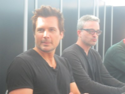 Executive Producers Len Wiseman and Alex Kurtzman