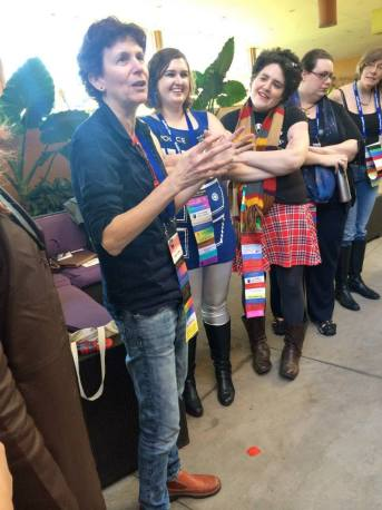 Rachel Talalay talks Doctor Who and Feminism.