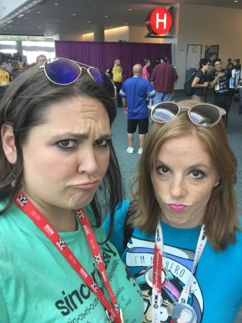 "Traditional ""Goodbye Convention Center"" Sad Face Selfie. Patent Pending."