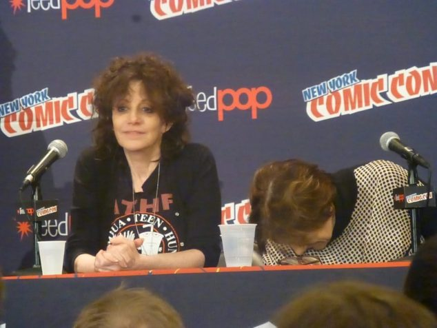 Amy Heckerling Martha Coolidge NYCC Panel