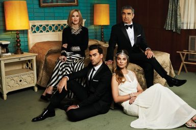 Schitt's Creek group shot