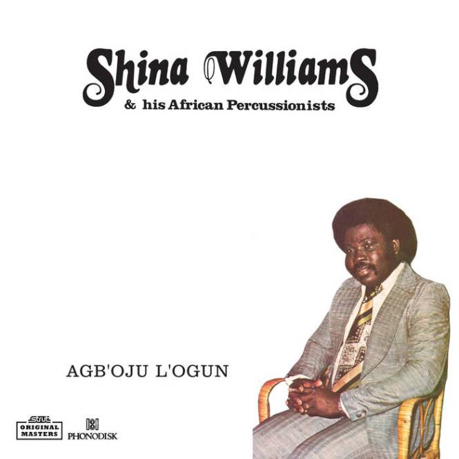 Shina Williams and His African Percussionists