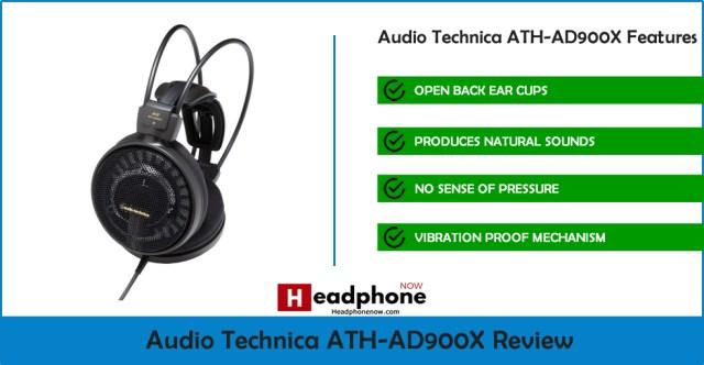Audio Technica ATH AD900X