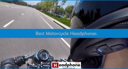 Best Motorcycle Headphones
