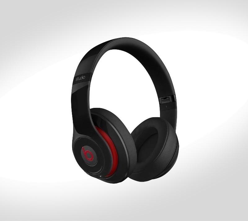 Beats Studio 2.0 Wired OverEar Headphone - Black