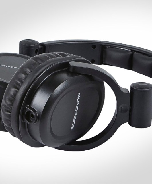 Review: Monoprice 8323 [Budget Headphone]
