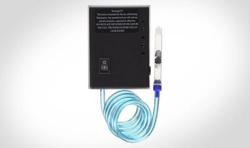 Jodi-Vac Consumer Hearing Aid Vacuum Cleaner