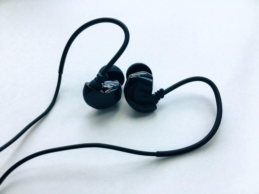 Brainwavz B200 Dual BA Earphones