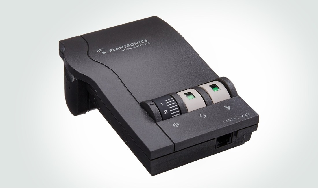 Plantronics Vista M22 Amplifier