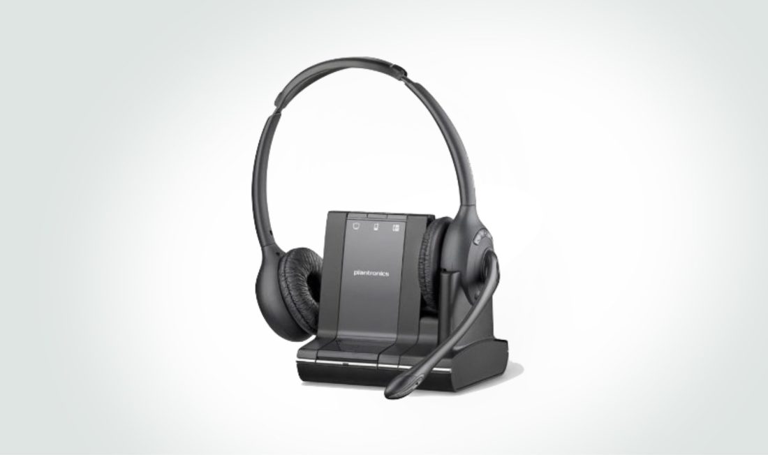 Plantronics Savi W720 Headphones