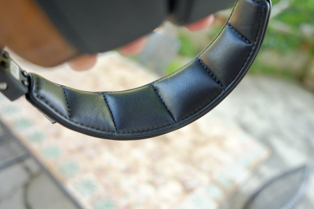 Audeze LCD-2 headband