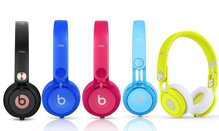 Beats by Dre Mixr On-Ear Headphone
