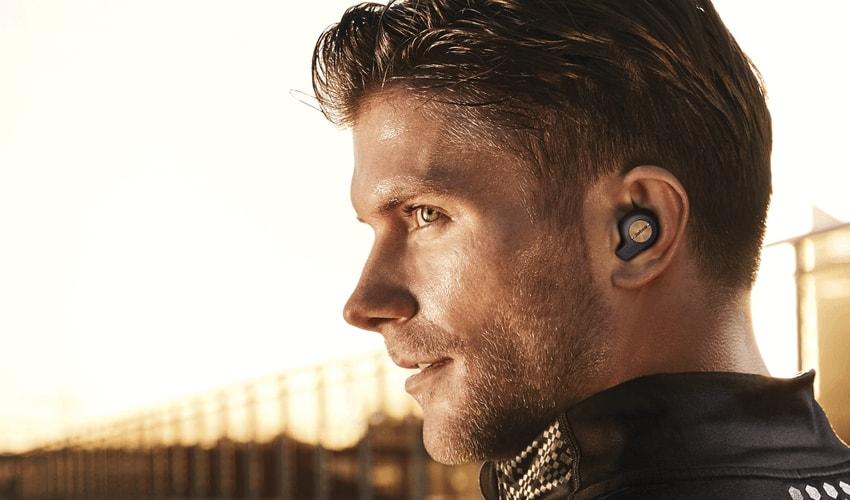 Jabra Elite Active 65t True Wireless Sports Earbuds
