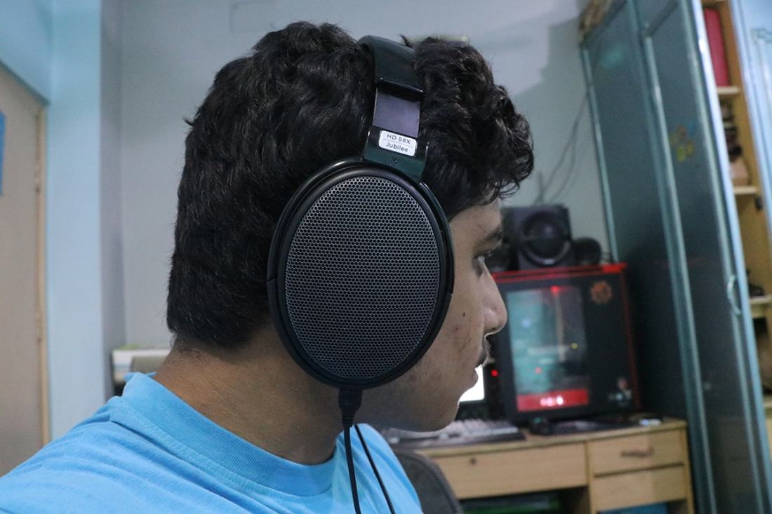 Sennheiser HD 58X Fit