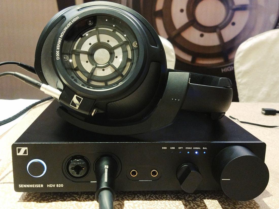 KLIAV HD820