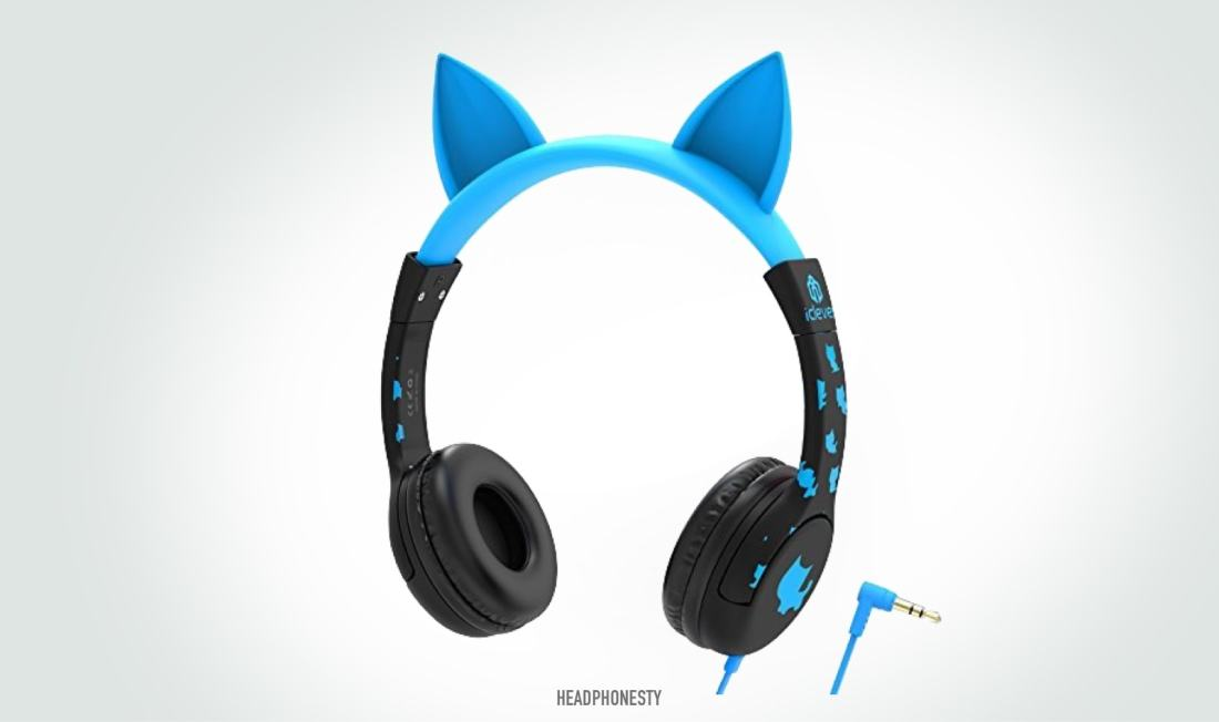 iClever BoostCare Cat Ear headphones