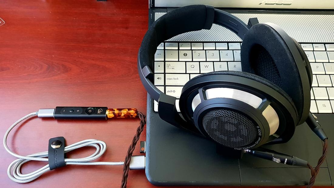 With great power comes great ability to drive the HD800S.