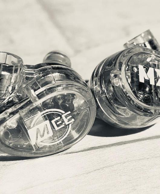 Header image. The MEE Audio MX4 PRO.