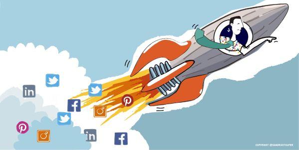 planning for social media success event