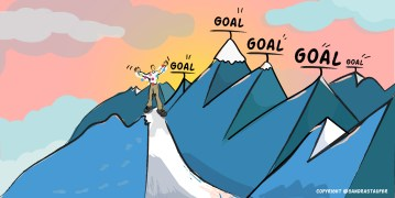 goal setting for your business event