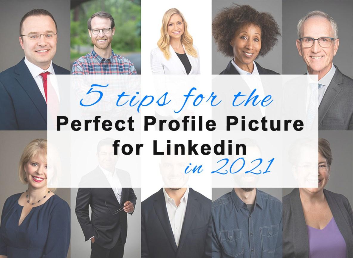 Professional Photo for Linkedin