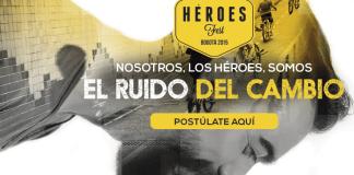 Imagen oficial heroes fest