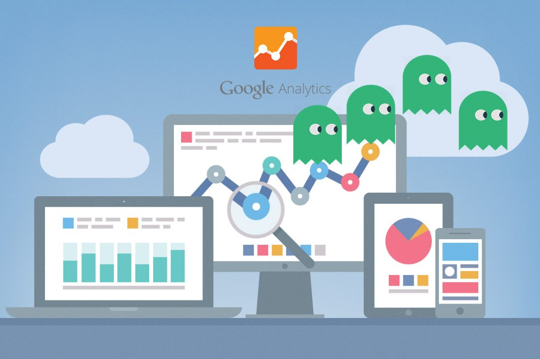 ghost spam en google analytics