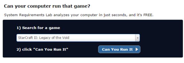 como saber si mi pc soporta los juegos favoritos